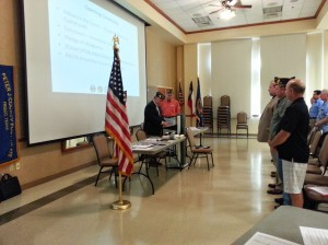 May 15, 2014 - General Meeting