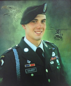 CPL Peter J. Courcy