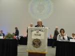 New State Commander - Lynn Sparks