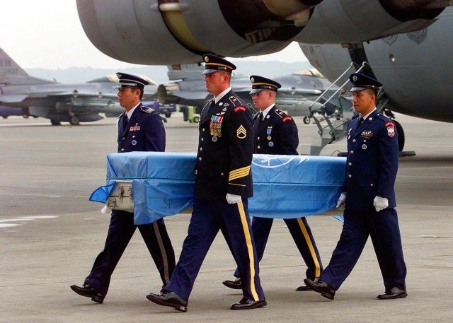 U.S. Soldier's Remains Returned