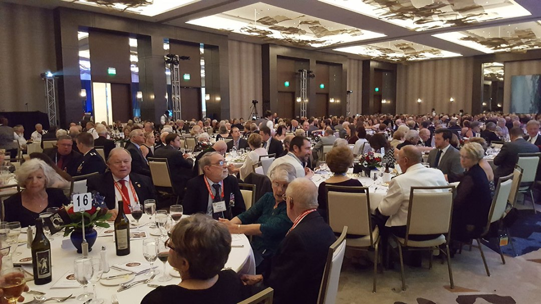2018 NAMPOW Reunion Dinner