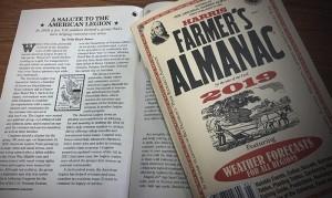 Farmers Almanac 2019 Celebrates Legion Centennial
