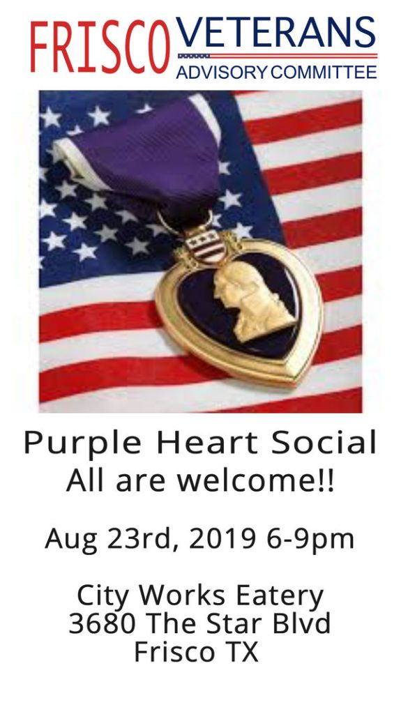 Purple Heart Social 2019