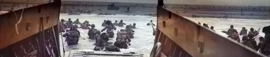 D-Day Landing in Normandy